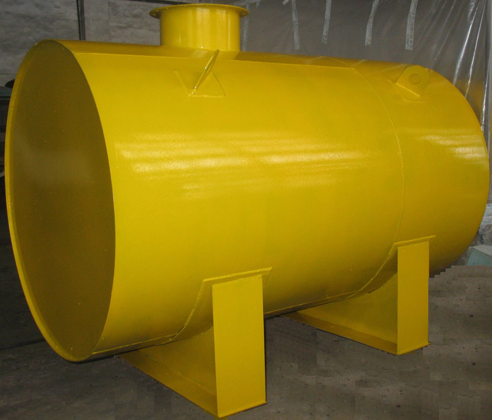 Furnace oil tanks