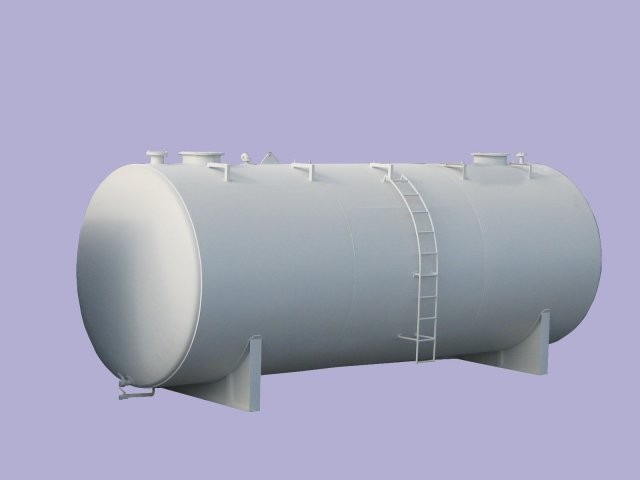 oil tank capacity