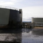 Oil tank inspection