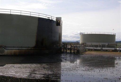 oil tank inspection