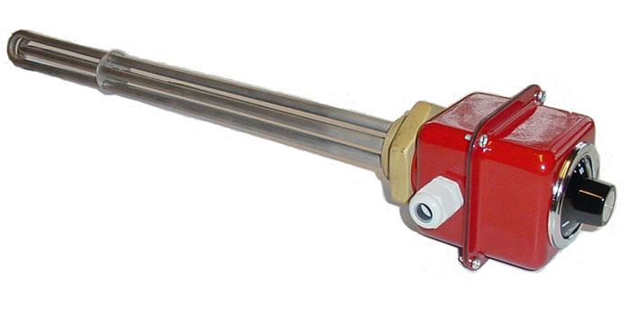 fuel tank heater