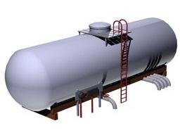Oil Tank Dimensions